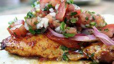 Pritikin Chicken in Sweet Chili Sauce - Recipe