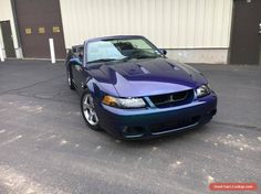 2004 Ford Mustang Cobra #ford #mustang #forsale #unitedstates