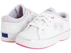 Keds Kids Charlotte (Toddler) White - Zappos.com Free Shipping BOTH Ways
