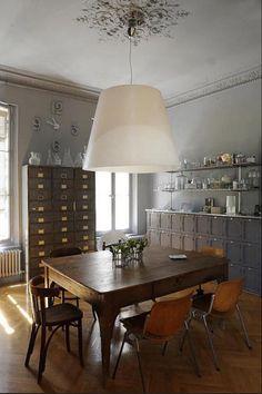 #Industrial interior design ideas