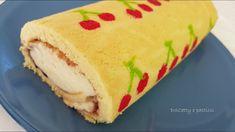 Rotolo morbido Bimby con disegni Hot Dog Buns, Cornbread, Cherry, Easy Meals, Cake, Ethnic Recipes, Tutorial, Youtube, Blog