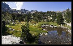 Parque Nacional de Aigüestortes.Alrededores Estany De Ratera