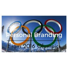 Three #personalbranding takeaways from the opening ceremonies of the 2016 olympics in rio – by suzy quinn