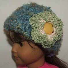 AG Fluff Beanie-Free Crochet Pattern