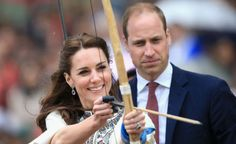 Prince William and Kate Middleton's Sweetest Candid Moments