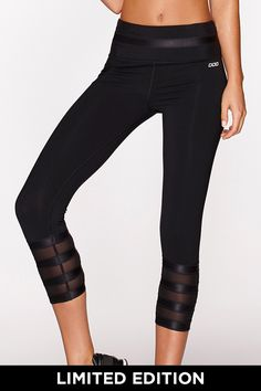 IZZY 7/8 SUPPORT TIGHT Workout Wear, Black Jeans, Tights, Skinny, Abdominal, Fitness Wear, Pants, How To Wear, Clothes