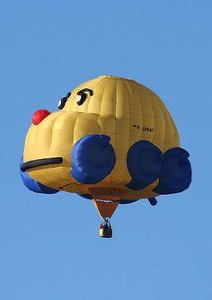 AirVoila : Globos Divertidos Albuquerque Balloon Festival, Air Balloon Festival, Air Ballon, Hot Air Balloon, Great Pictures, Cool Photos, Amazing Pics, Awesome, Balloons Galore