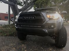 Give your Tacoma a facelift with the new TRD Pro Grille from Cali Raised LED. Perfect fitment and OEM quality this grille will not disappoint. We have been work