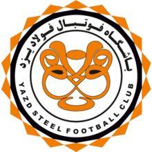 2004, Foolad Yazd F.C. (Iran) #FooladYazdFC #Iran (L17980) Asia, Sports Clubs, Iran, Badge, Presents, Football, Logos, American Football, Logo