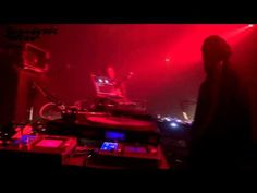The Bug VS Earth Performing 'BOA' Live at Supersonic 2015
