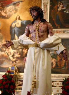 11 de febrero de 2011 Hermandad de Penitencia de Nuestro Padre Jesús Despojado de sus Vestiduras y María Santísima de Caridad y Consuelo Salamanca