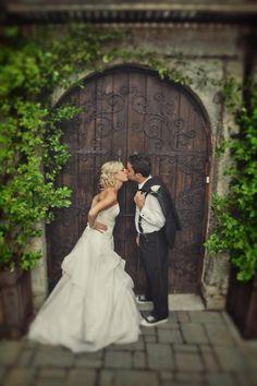 Wedding photo - Philadelphia Artesano iron works art gallery