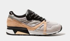 Diadora continues it's ascent to the top with this latest project alongside Barcelona-based 24 Kilates.