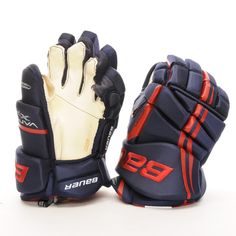 Exclusive Bauer Vapor X7.0 Navy with Red