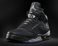 Air Jordan 3Lab5 Black/Metallic
