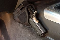 Vehicle Holster Car Truck Handgun Pistol Mount by RioGrandeCustoms