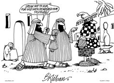 Kliban Comic Strip, November 30, 2016     on GoComics.com