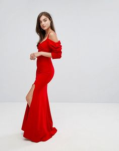 Discover the latest fashion & trends in menswear & womenswear at ASOS. Shop our collection of clothes, accessories, beauty & Fishtail Maxi Dress, Photo Supplies, Asos, Tfnc, Fashion Online, Weeding, Formal Dresses, Clothes, Latest Fashion Trends