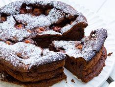 מתכון: עוגת שוקולד פאדג'