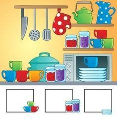 Vamos a contar | Mírame y aprenderás Kindergarten Math Worksheets, Preschool Education, Preschool Math, Brain Activities, Activities For Kids, Grande Section, Math Art, Art Drawings For Kids, Math Numbers