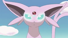 Espeon (When you calm down from being incredibly mad or otherwise emotional)