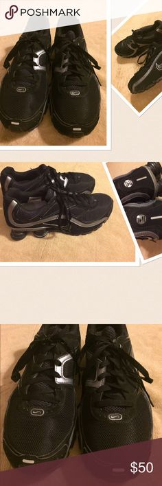 Nike Turbo 9 Shox Running Shoes 366410-005 Men's Nike Shox Turbo 9 Running Sneakers Shoes. Size: 9. Preowned. Excellent condition. Nike Shoes Sneakers