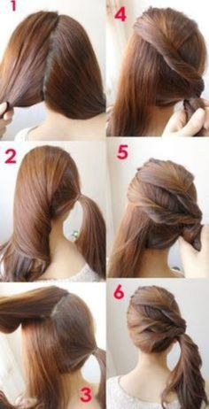 Awesome 51 Simple Easy Step by Step Ideas for Long Hairstyle