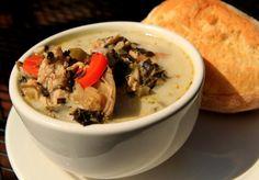 Chicken Artichoke Brie Soup (Companion) : Lifestyles