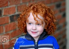 @Maggie Stithem likes to tell me that red heads are going extinct!! haha Thats too bad because it really is pretty :)