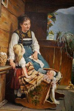 El arte de ser madre