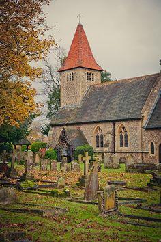"""church in """"Midsomer"""""""