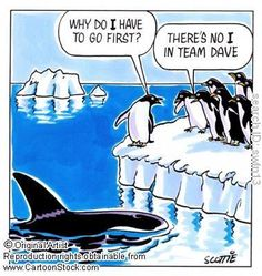 Top 10 Cartoons of all time (no. 10) Penguin Teamwork...!