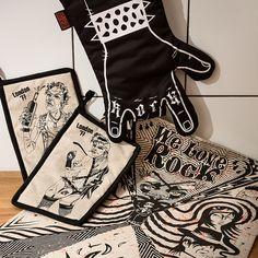Rock set Küche komplette von We love rock design auf DaWanda.com