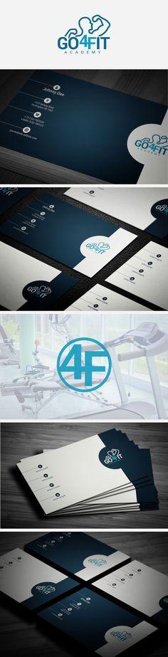 Interesting business card design