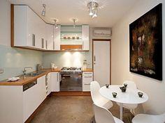 3 lý do nên chọn gam màu trắng cho không gian nhà bếp