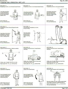 EXERCISE FOR SHOULDER STRENGTHNING