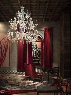 Gramercy Park Hotel - PHOTOS - ColorTherapy: A Renaissance Color Palette at the Gramercy