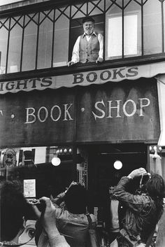 Happy Birthday, Lawrence Ferlinghetti