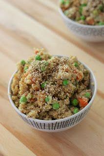 chicken fried rice (quinoa)