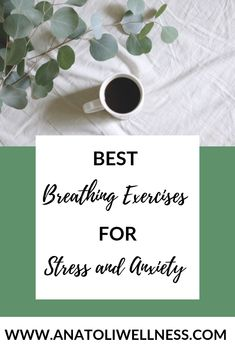 Best Breathing Techniques For Stress And Anxiety - Anatolí Wellness Stress Relief Essential Oils, Yoga For Stress Relief, Natural Stress Relief, How To Relax Your Mind, Ways To Relax, Anxiety Tips, Stress And Anxiety, Anxiety Panic Attacks, Breathing Techniques
