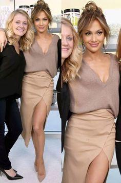 Jen's haircut J Lo Fashion, Fashion 2020, Look Fashion, Fashion Beauty, Fashion Outfits, Womens Fashion, Celebrity Red Carpet, Celebrity Style, Hollywood Fashion