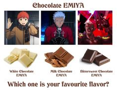 That Milk Chocolate.