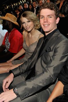 Taylor Swift's brother is such a cutie pie! Click through to see his most adorable moments.