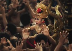 Bali Dancer by Haryo KS on 500px. Gorgeous shot of a performer during the Kecak Dance.