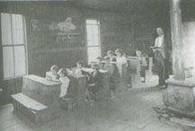Last School Teacher at Little Greenbrier - GoSmokies