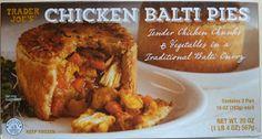 What's Good at Trader Joe's?: Trader Joe's Chicken Balti Pies
