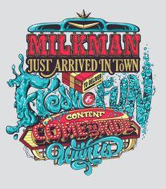 Milkman website  www.joluvian.com