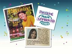I've Been Selected as a South Florida Parenting Magazine Mom Approved Panelist!