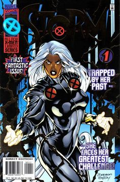 Cover for Storm (Marvel, 1996 series) #1