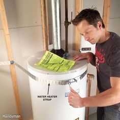 20 Things to Do When You Move Into Your New Home is part of First home Projects - Use the opportunity of moving into a new home to set yourself up for years of DIY homeowner success Check out this list of things to consider as you're moving in Home Improvement Projects, Home Projects, Clean Air Conditioner, New Home Checklist, Moving Checklist, Thing 1, Diy Home Repair, Up House, Tiny House